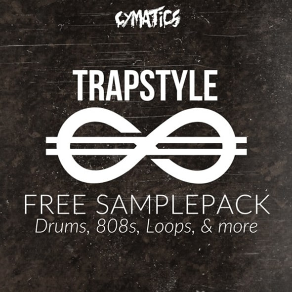 [Free Download] Full Cymatics - Savage Drums for Trap