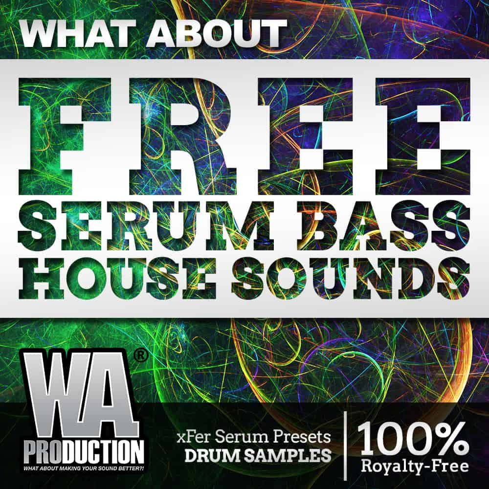 big room house serum presets