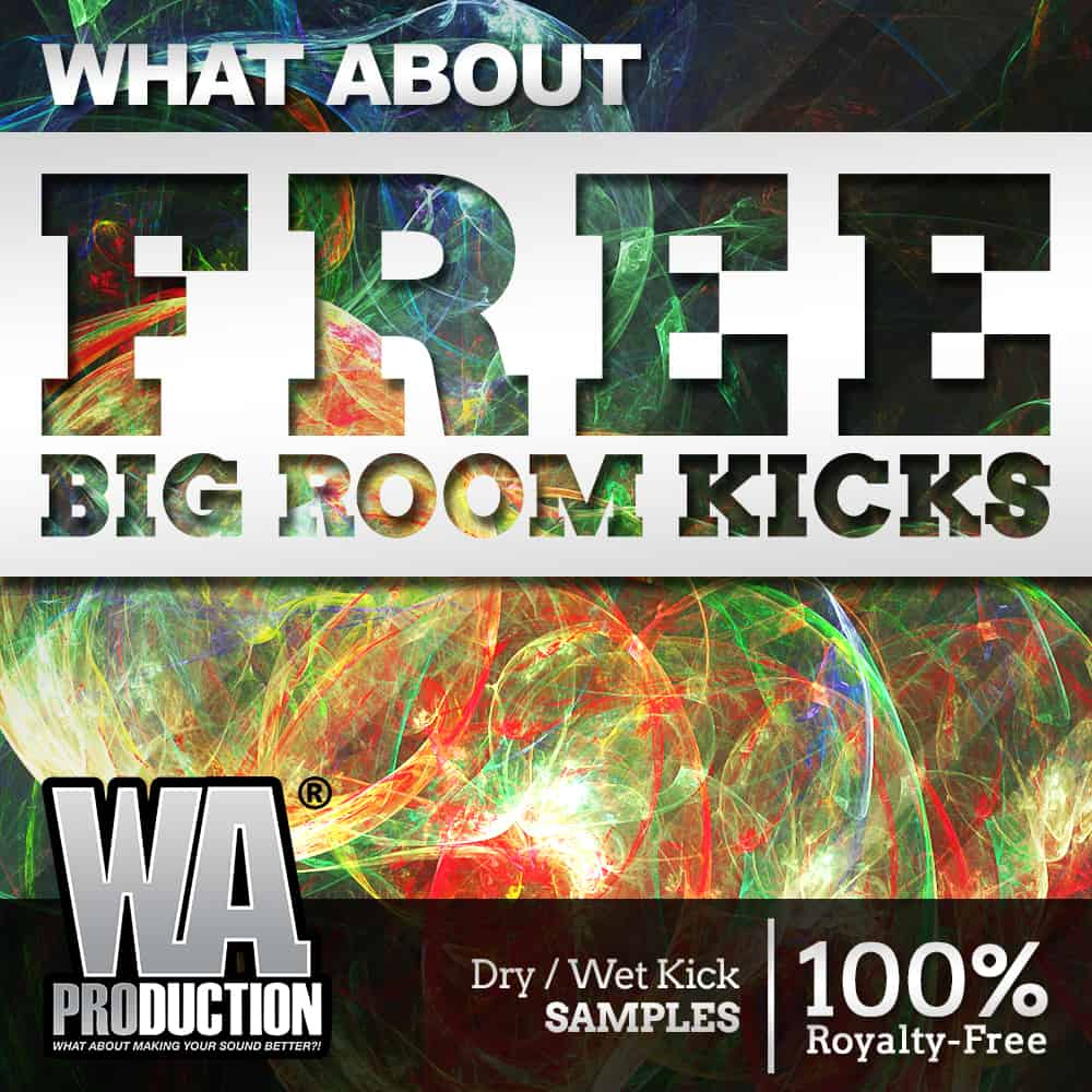 FREE Big Room House Sample Packs | Free Sample Packs