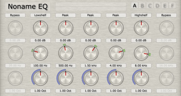 free eq sample packs
