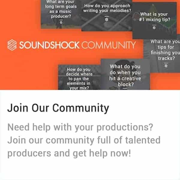 music production community